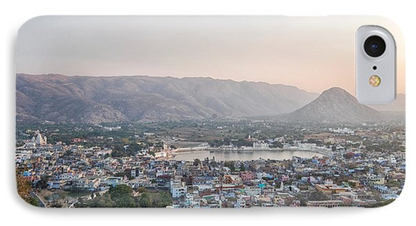 IPhone Case featuring the photograph Pushkar by Yew Kwang