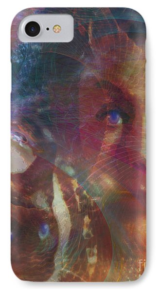 Pyewacket And Gillian Phone Case by John Beck