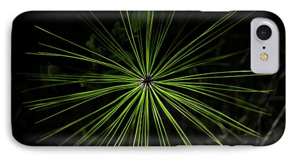 Pyrotechnics Or Pine Needles IPhone Case
