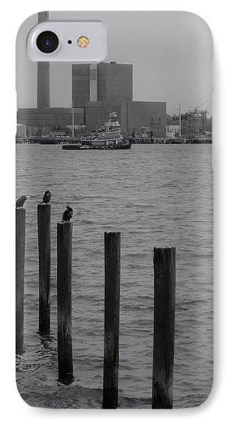 Q. River IPhone Case by John Scates