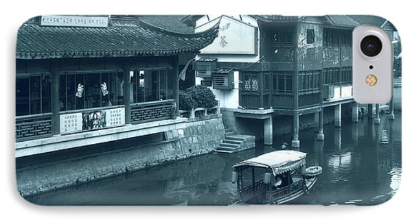 Qibao Ancient Town - A Peek Into The Past Of Shanghai Phone Case by Christine Till