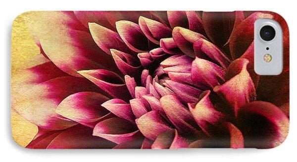 Queen Dahlia IPhone Case by Kathi Mirto