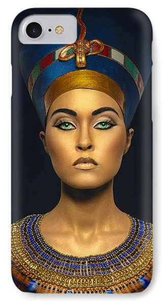 Queen Esther Phone Case by Karen Showell