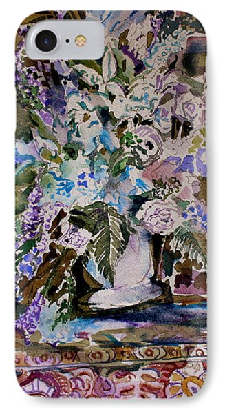 Queen For A Day IPhone Case by Mindy Newman