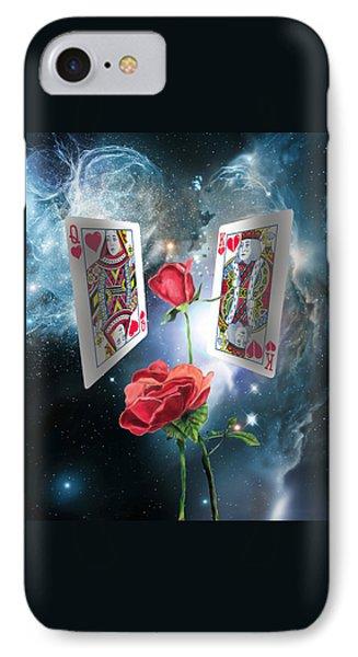Queen Of Broken Hearts IPhone Case