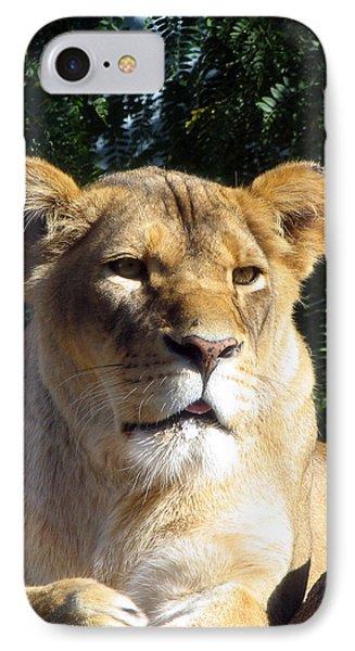 Queen Of The Beasts IPhone Case