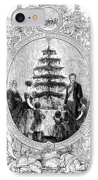 Queen Victoria, 1852 IPhone Case by Granger