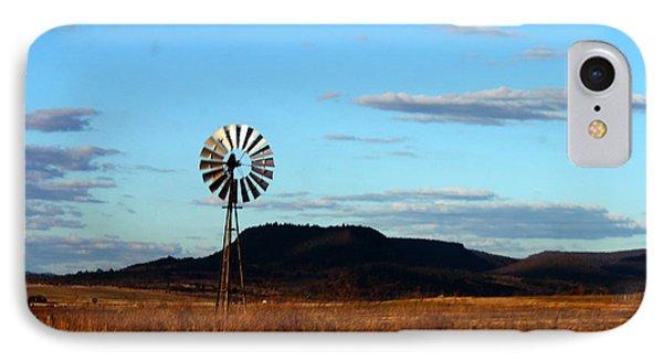 Queensland Windmill Phone Case by Susan Vineyard