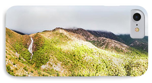 Queenstown Tasmania Wide Mountain Landscape IPhone Case by Jorgo Photography - Wall Art Gallery