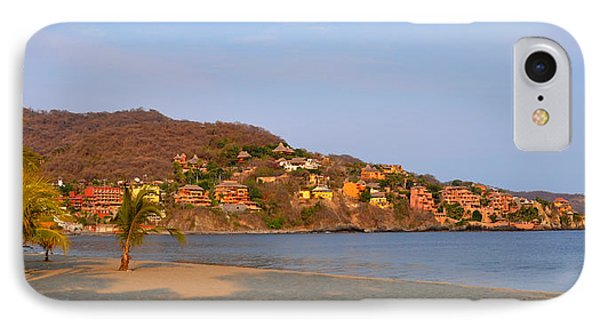 IPhone Case featuring the photograph Quiet Afternoon by Jim Walls PhotoArtist