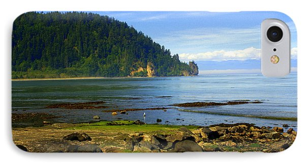 Quiet Bay Phone Case by Marty Koch