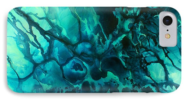 'quiet' Phone Case by Michael Lang
