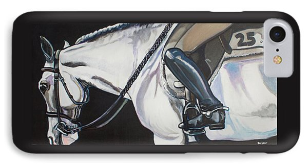 Quiet Ride IPhone Case