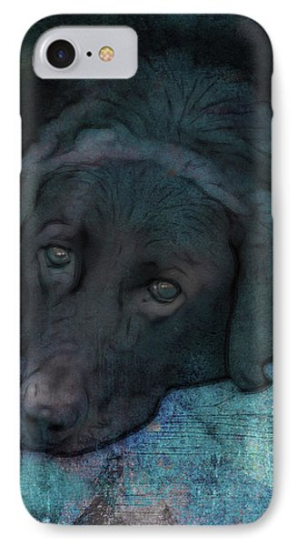 IPhone Case featuring the photograph Quiet Time by Ann Powell