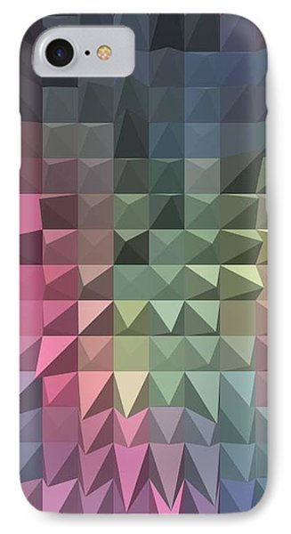 Quilt IPhone Case by Vickie G Buccini