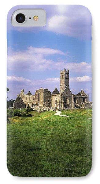 Quin Abbey, Quin, Co Clare, Ireland IPhone Case