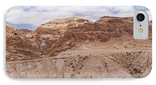 IPhone Case featuring the photograph Qumran National Park by Yoel Koskas