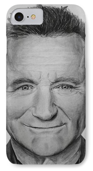 R. Williams IPhone Case