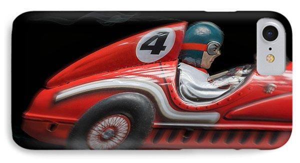 Race Car IPhone Case
