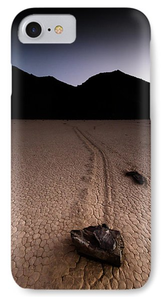 Racetrack IPhone Case by Allen Biedrzycki