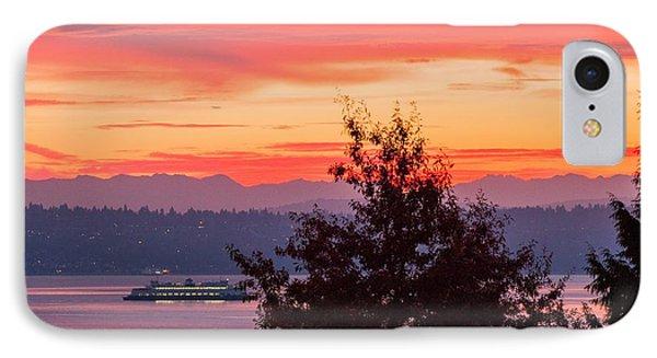 Radiance At Sunrise IPhone Case