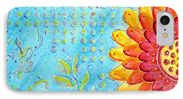 Radiance Of Christina IPhone Case by Desiree Paquette