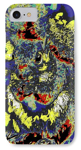 Radical Rodent Phone Case by DigiArt Diaries by Vicky B Fuller