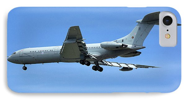 IPhone Case featuring the photograph Raf Vickers Vc10 C1k by Tim Beach