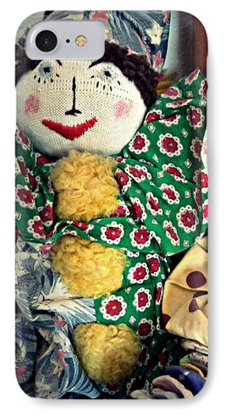Ragdoll Buddies IPhone Case by Patricia Strand