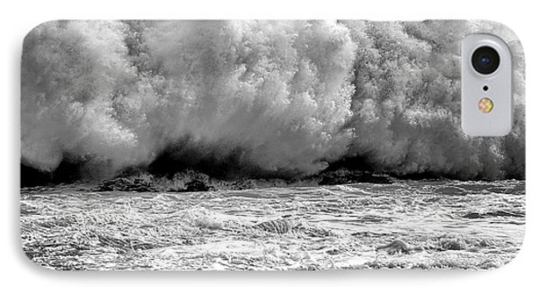 Raging Water IPhone Case by Olivier Le Queinec