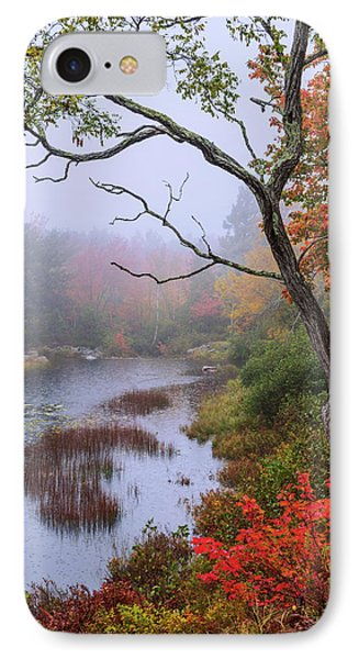 Rain IPhone Case by Chad Dutson