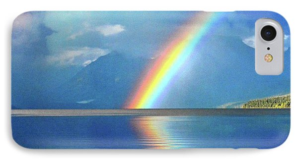 Rainbow 3 IPhone Case by Marty Koch