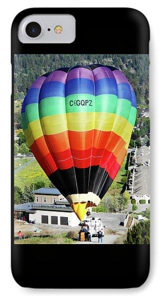Rainbow Balloon 5 IPhone Case