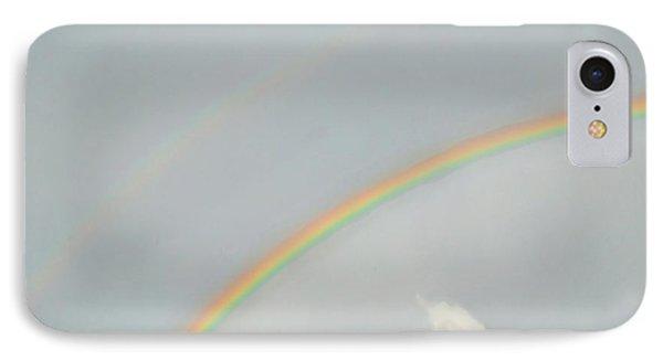 Rainbow Clouds IPhone Case
