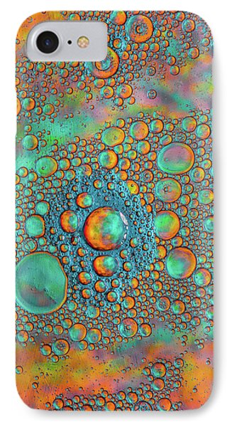 Rainbow Color Flow IPhone Case by Bruce Pritchett