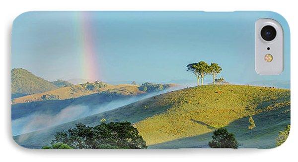 Rainbow Mountain IPhone Case by Az Jackson