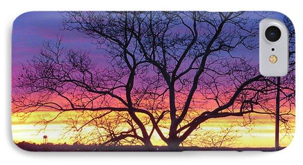 Rainbow Sunset IPhone Case by Robert Henne