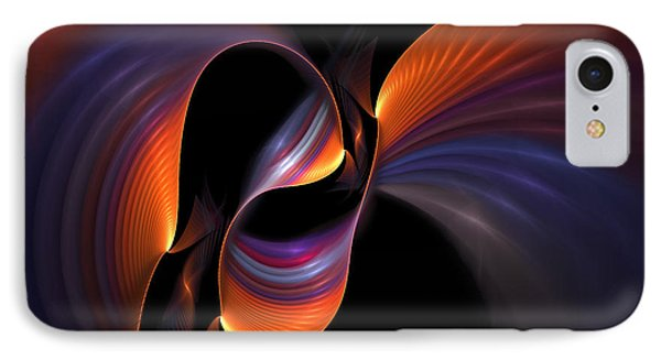 Rainbow Tango IPhone Case by Doug Morgan