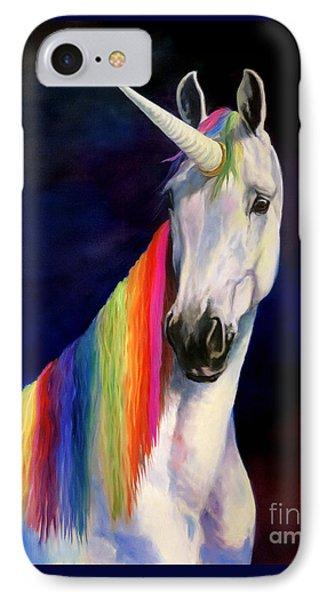 Rainbow Unicorn IPhone 7 Case