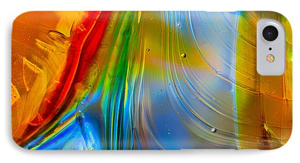 Rainbow Waterfalls IPhone Case by Omaste Witkowski