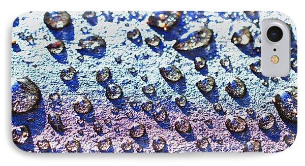 Raindrop Shingle IPhone Case