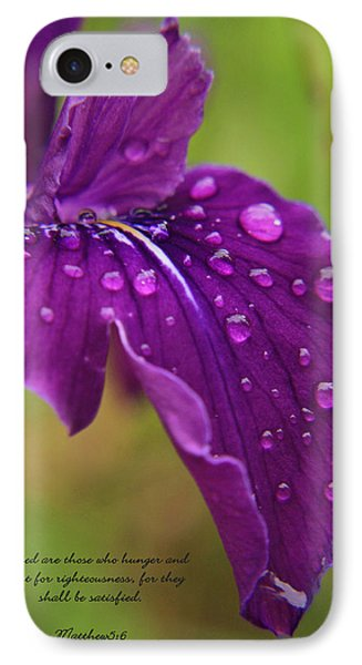 Raindrops IPhone Case by Tyra  OBryant