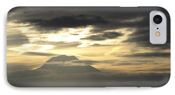 IPhone Case featuring the photograph Rainier 4 by Sean Griffin