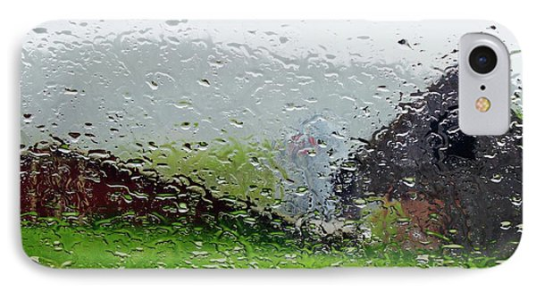 Rainy Day Farm IPhone Case