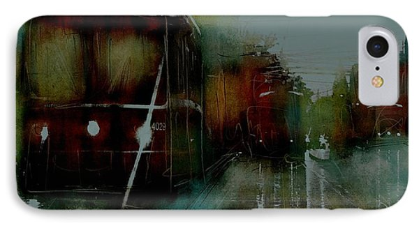 Rainy Day On The Ttc IPhone Case