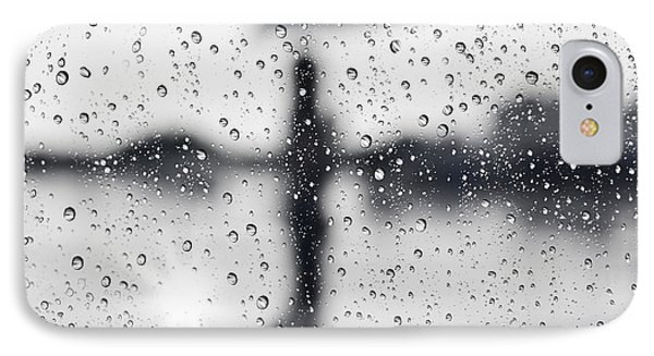 Rainy Day IPhone Case by Setsiri Silapasuwanchai