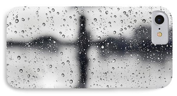 Rainy Day IPhone Case by Setsiri Silapasuwanchai