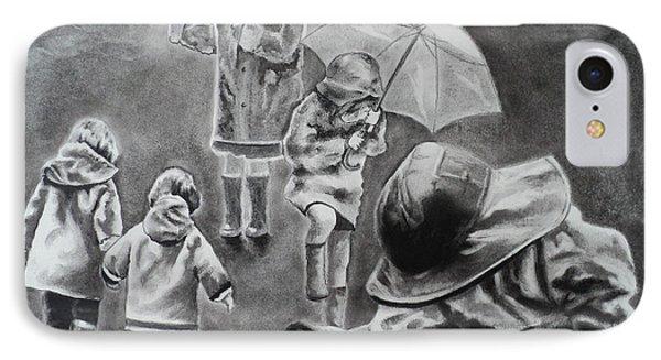 Rainy Daze IPhone Case