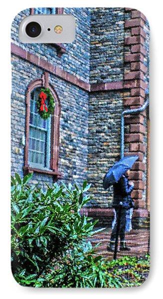 Rainy Sunday IPhone Case by Sandy Moulder