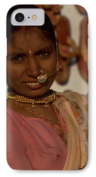 IPhone 7 Case featuring the photograph Rajasthan by Travel Pics